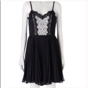 Lily Rose Dresses - NWT Black Pleated Dress